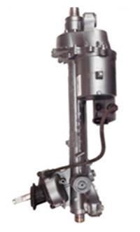 Электрический рулевой механизм с ременным приводом